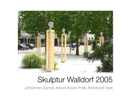 Skulptur Walldorf 2005